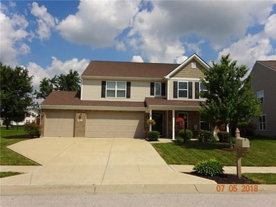 7818 Newhall Way, Indianapolis, IN 46239 - MLS#: 21579265
