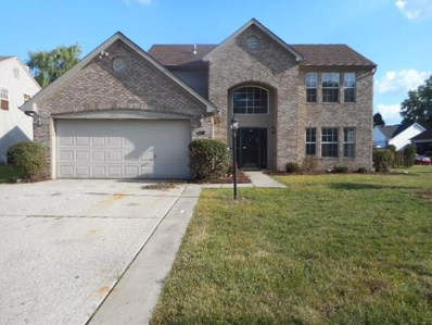 3809 Cherry Blossom Boulevard, Indianapolis, IN 46237 - #: 21579312