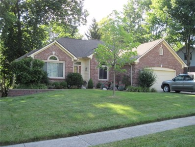 348 Allison Court, Greenwood, IN 46142 - #: 21579324