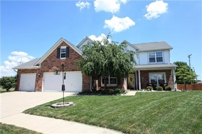 705 Bristol Court, Greenwood, IN 46143 - MLS#: 21579333