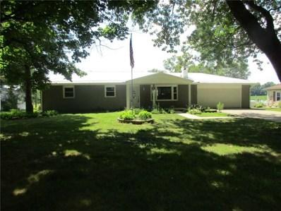 1063 N Mt Zion Court, Crawfordsville, IN 47933 - MLS#: 21579342