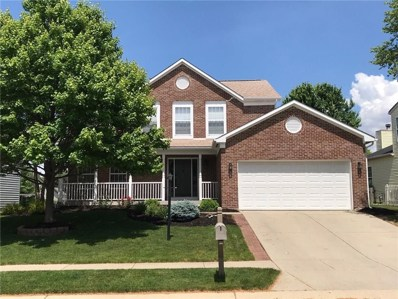 8910 Harrison Parkway, Fishers, IN 46038 - #: 21579362