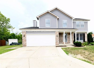 7724 Gullit Way, Indianapolis, IN 46214 - #: 21579379