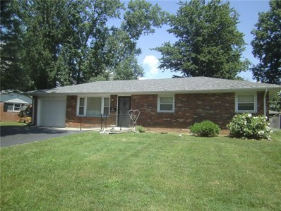 320 Shull Drive, North Vernon, IN 47265 - MLS#: 21579390