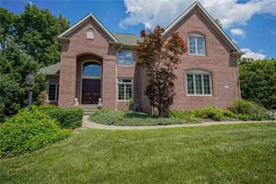 12028 Admirals Pointe Drive, Indianapolis, IN 46236 - #: 21579407