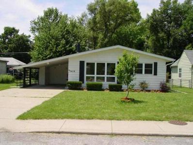 5628 N Rural Street, Indianapolis, IN 46220 - #: 21579456