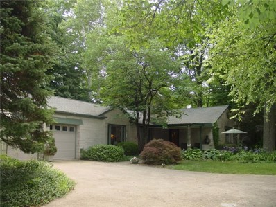 701 Sherwood Drive, Indianapolis, IN 46240 - MLS#: 21579458