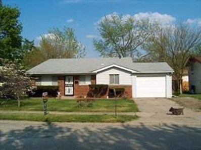 4135 Flamingo Drive, Indianapolis, IN 46226 - MLS#: 21579502