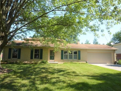 1076 W 550 S, Anderson, IN 46013 - #: 21579510