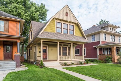 838 Jefferson Avenue, Indianapolis, IN 46201 - #: 21579517