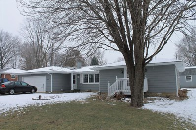 639 N Brenda Avenue, Crawfordsville, IN 47933 - MLS#: 21579541