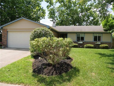7705 Madden Drive, Fishers, IN 46038 - #: 21579551