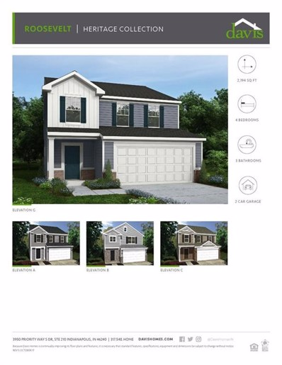 8112 Grove Berry Way, Indianapolis, IN 46239 - #: 21579645