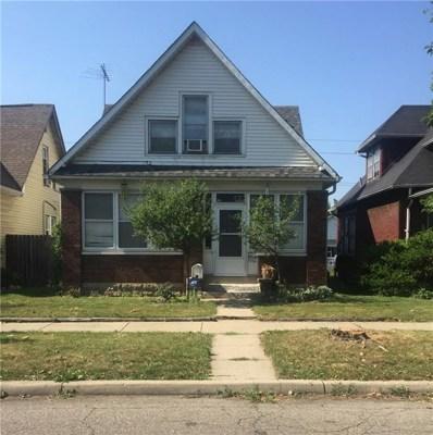 1926 Hoyt Avenue, Indianapolis, IN 46203 - #: 21579665
