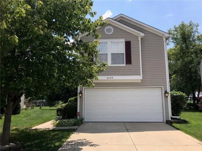 4549 Connaught East Drive, Plainfield, IN 46168 - #: 21579734