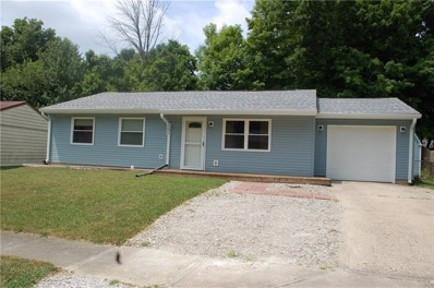 5514 Chisolm Trail, Indianapolis, IN 46237 - #: 21579764
