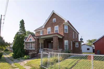 2609 Southeastern Avenue, Indianapolis, IN 46201 - #: 21579772