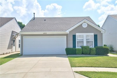 4519 Connaught West Drive, Plainfield, IN 46168 - MLS#: 21579775