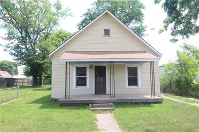 529 S Holmes Avenue, Indianapolis, IN 46222 - MLS#: 21579819