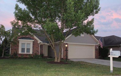 8801 Saddle Court, Indianapolis, IN 46256 - #: 21579851
