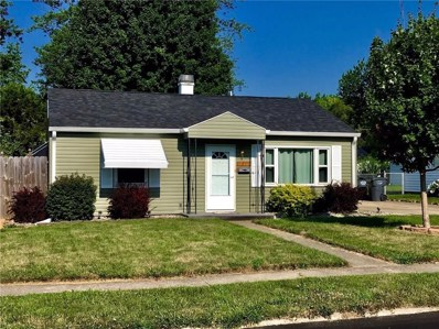 2617 Seminole Drive, Anderson, IN 46012 - #: 21579866