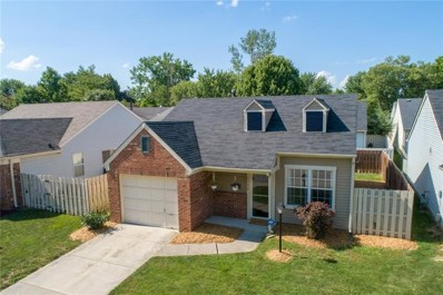 6722 Sundown Drive S, Indianapolis, IN 46254 - #: 21579868