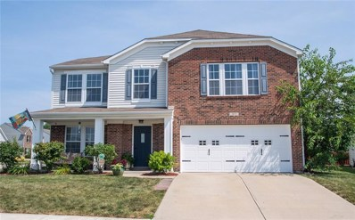 2872 Sentiment Lane, Greenwood, IN 46143 - #: 21579877