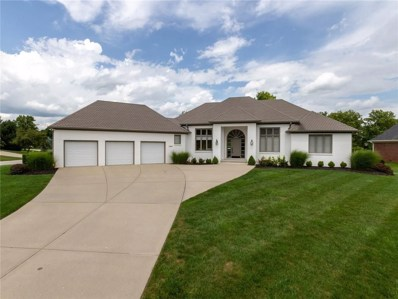 744 Clarendon Drive, Noblesville, IN 46062 - MLS#: 21579964