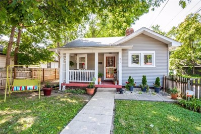 917 E 44th Street, Indianapolis, IN 46205 - #: 21580004