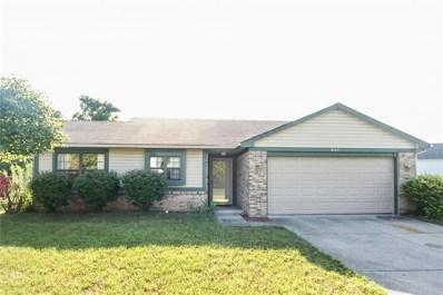 857 Cypress W, Greenwood, IN 46143 - #: 21580007