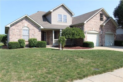 8232 Meadow Bend Drive, Indianapolis, IN 46259 - #: 21580045