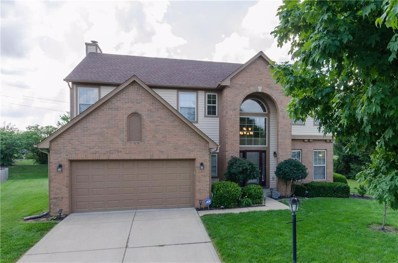10581 Greenway Drive, Fishers, IN 46037 - #: 21580067