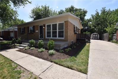 5116 N Sadlier Drive, Lawrence, IN 46226 - MLS#: 21580068