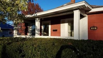 406 Louise Avenue, Crawfordsville, IN 47933 - MLS#: 21580070