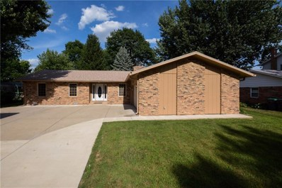 751 Lindenwood Drive, Greenwood, IN 46142 - #: 21580075