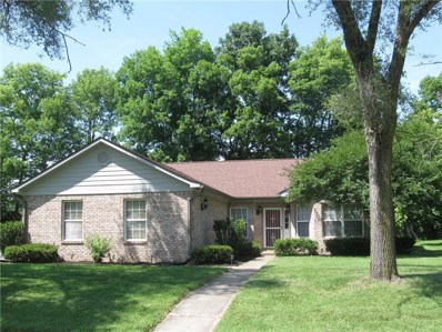 6175 Foxwood Lane, Indianapolis, IN 46228 - #: 21580095