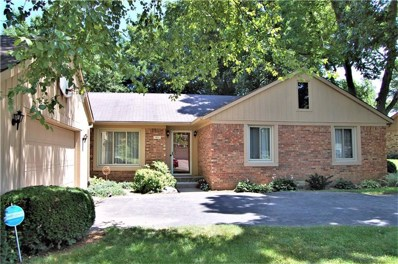 311 Woodland West Drive, Greenfield, IN 46140 - #: 21581155