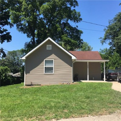 360 N Colfax Street, Martinsville, IN 46151 - MLS#: 21581196