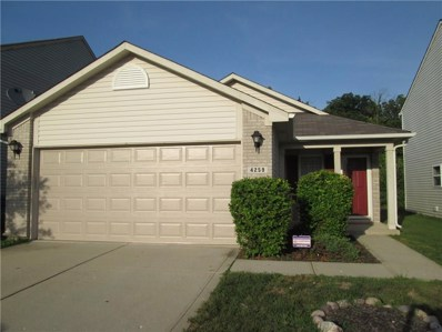 4259 Village Trace Drive, Indianapolis, IN 46254 - MLS#: 21581197