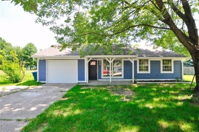 4313 Baker Drive, Indianapolis, IN 46235 - #: 21581198