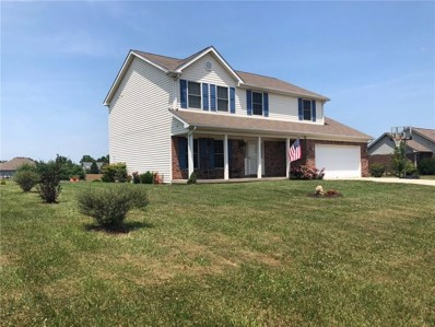 2352 E Water Wheel Drive, Greenfield, IN 46140 - #: 21581267