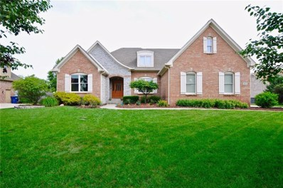 6672 Braemar Avenue S, Noblesville, IN 46062 - MLS#: 21581349