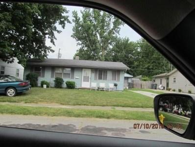 2706 Horton Drive, Anderson, IN 46011 - #: 21581371