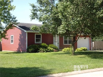 201 W Eden Way, Waldron, IN 46182 - #: 21581400