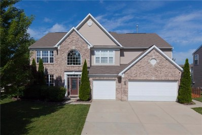 12978 S Ambergate Drive, Fishers, IN 46037 - #: 21581406