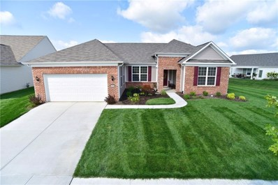13394 Merryvale Street, Fishers, IN 46037 - #: 21581427