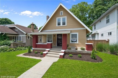 4240 Rookwood Avenue, Indianapolis, IN 46208 - #: 21581455