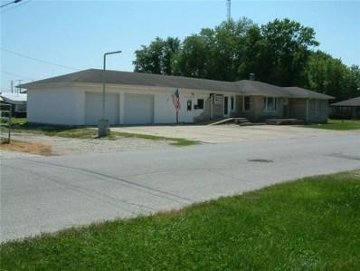 159 W Randolph Street, Martinsville, IN 46151 - #: 21581520
