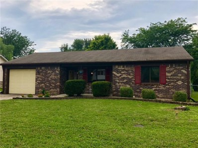 7534 Inverness Drive, Indianapolis, IN 46237 - MLS#: 21581558
