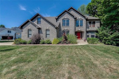 1386 S Fox Paw Drive, New Palestine, IN 46163 - #: 21581578